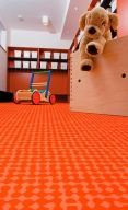 interier-gerflor-taralay-impression-comfort-0598-orange-v